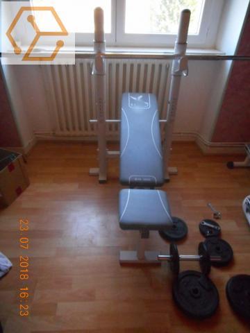 banc de musculation rameur