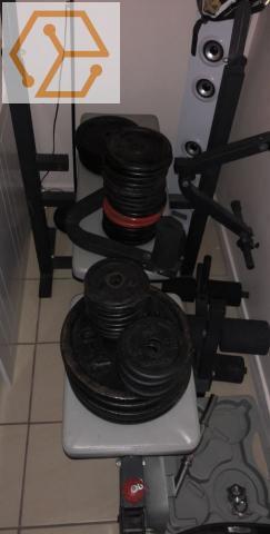 Sport A Vendre Banc De Musculation Haltères Disque Aquitaine