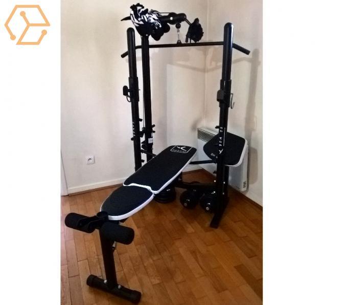 Materiel De Sport Appareil De Musculation Domyos Bm 490 Rhone Alpes Rhone 69 Full Annonces